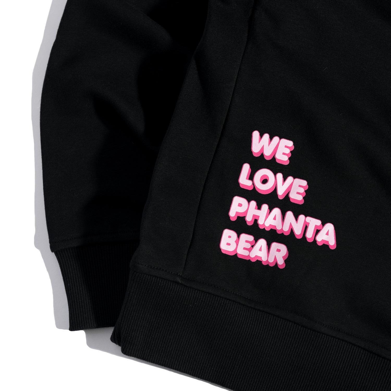 PHANTACi发布全新Love Phantabear Hoodie服饰单品