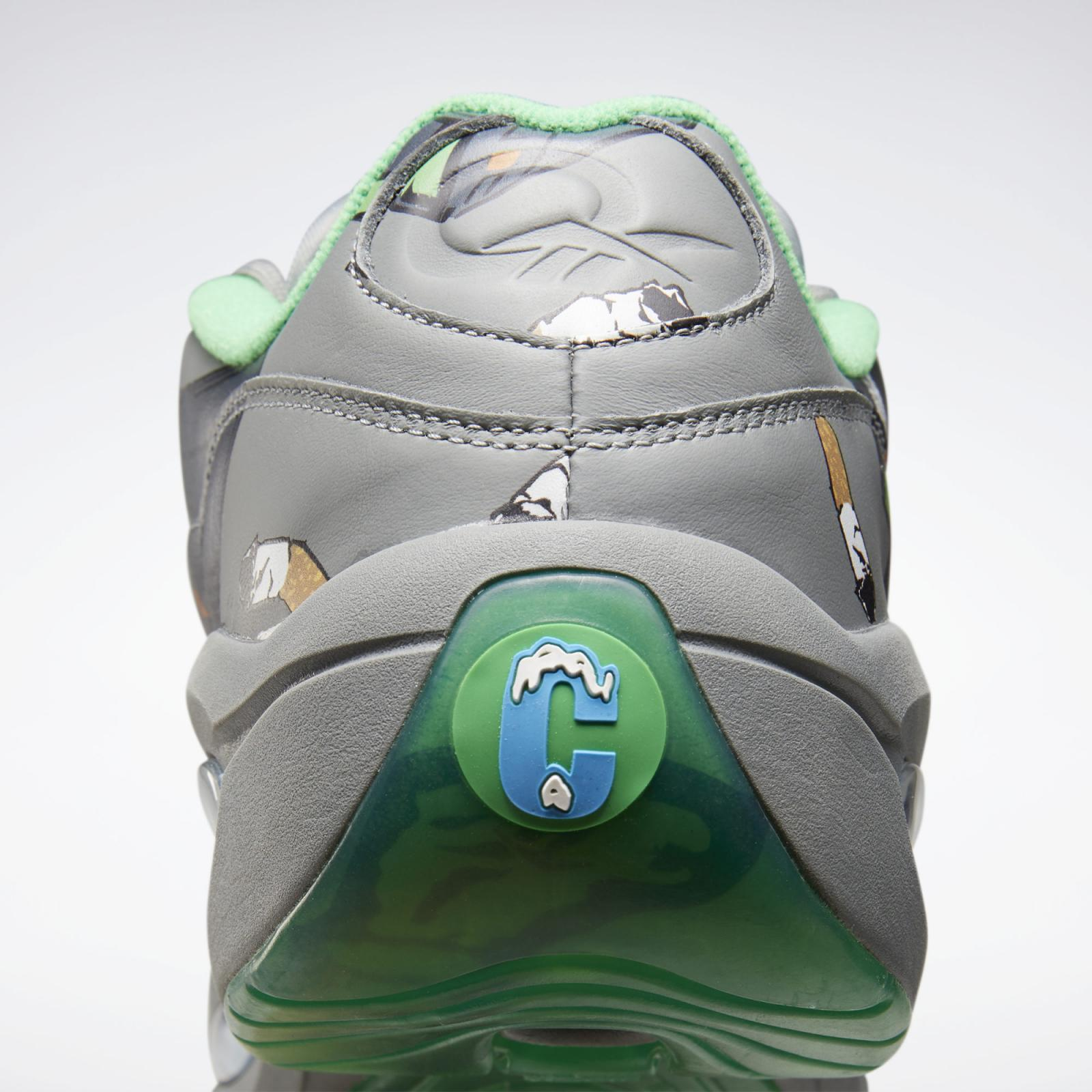 """Reebok Classics发布全新五度灰色BBC Question Low """"Beepers & Butts"""""""