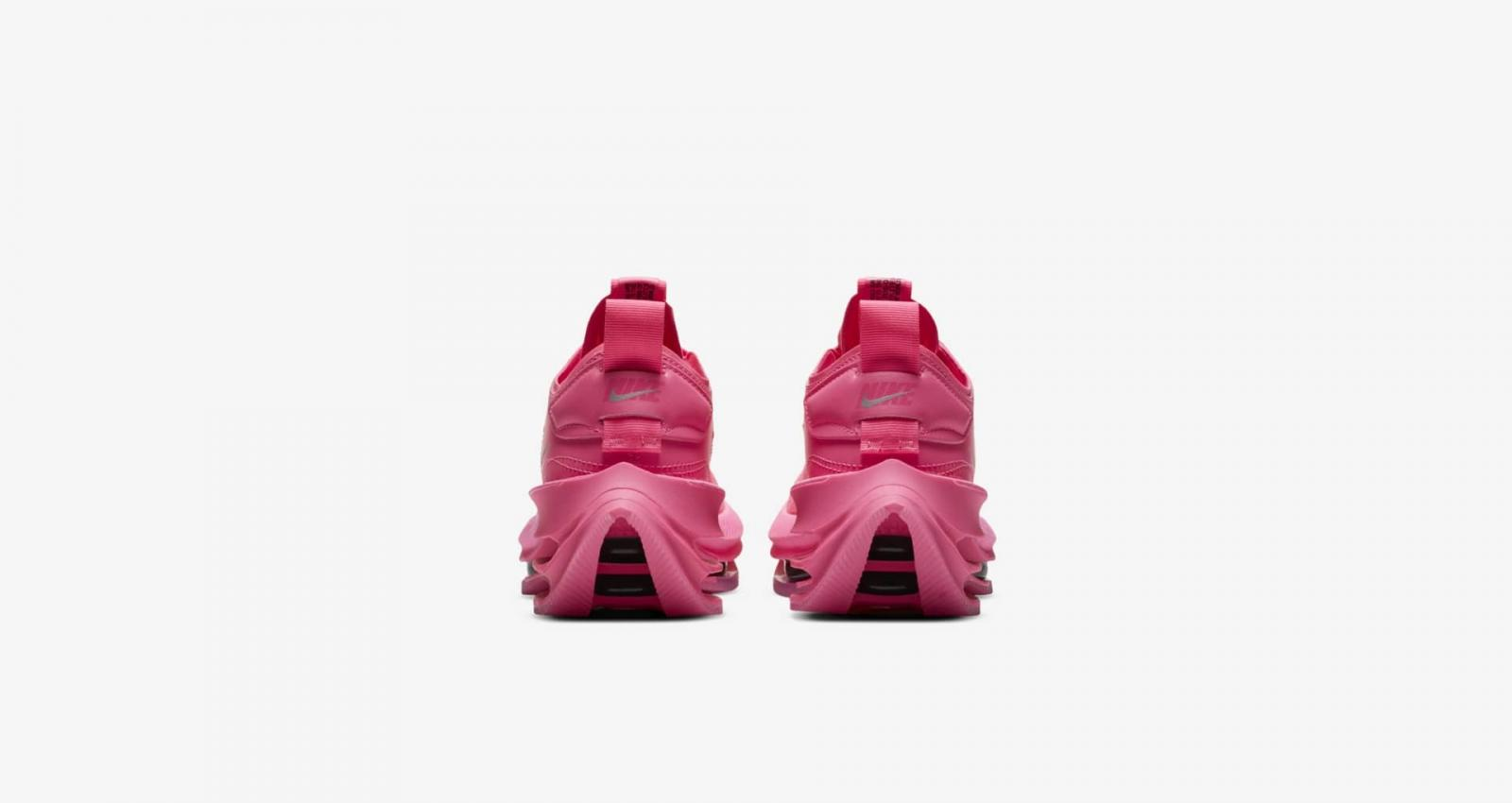 Nike Sportswear发布爆炸粉色WMNS Zoom Double Stacked