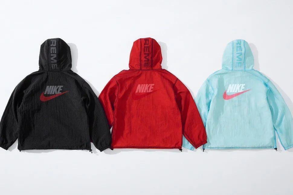 这次发售又要哄抢?Supreme x Nike 2020FW 全系列曝光!