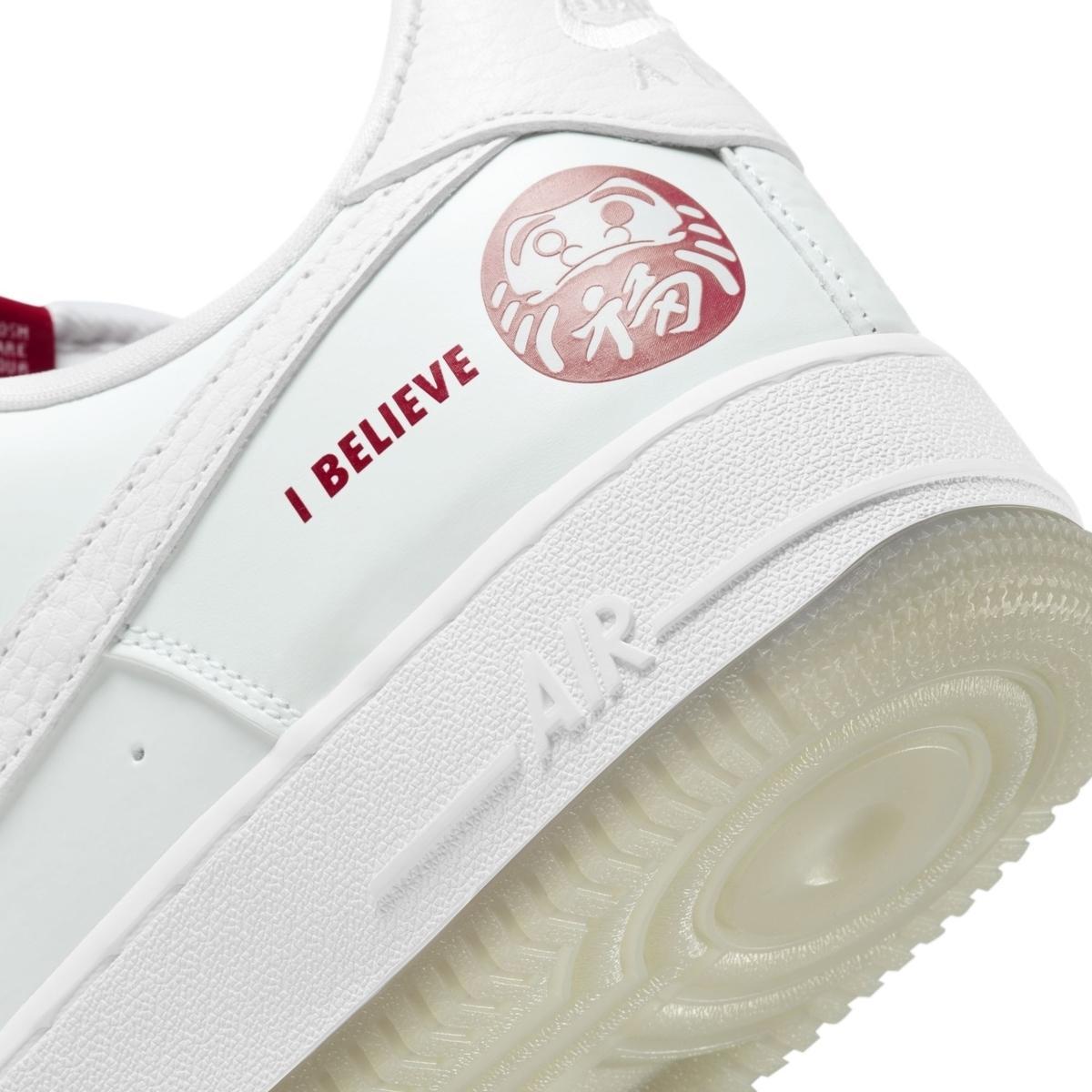 """预览全新Nike Air Force 1 Low """"I BELIEVE""""官方产品图"""