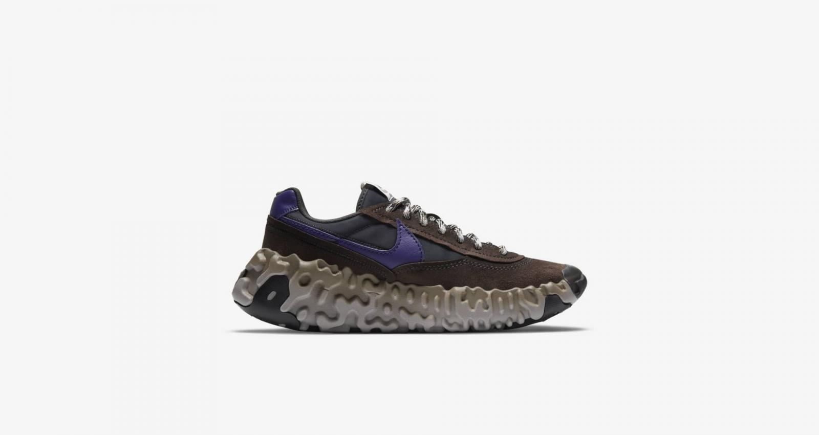 Nike Sportswear发布全新巴洛克棕色OverBreak SP