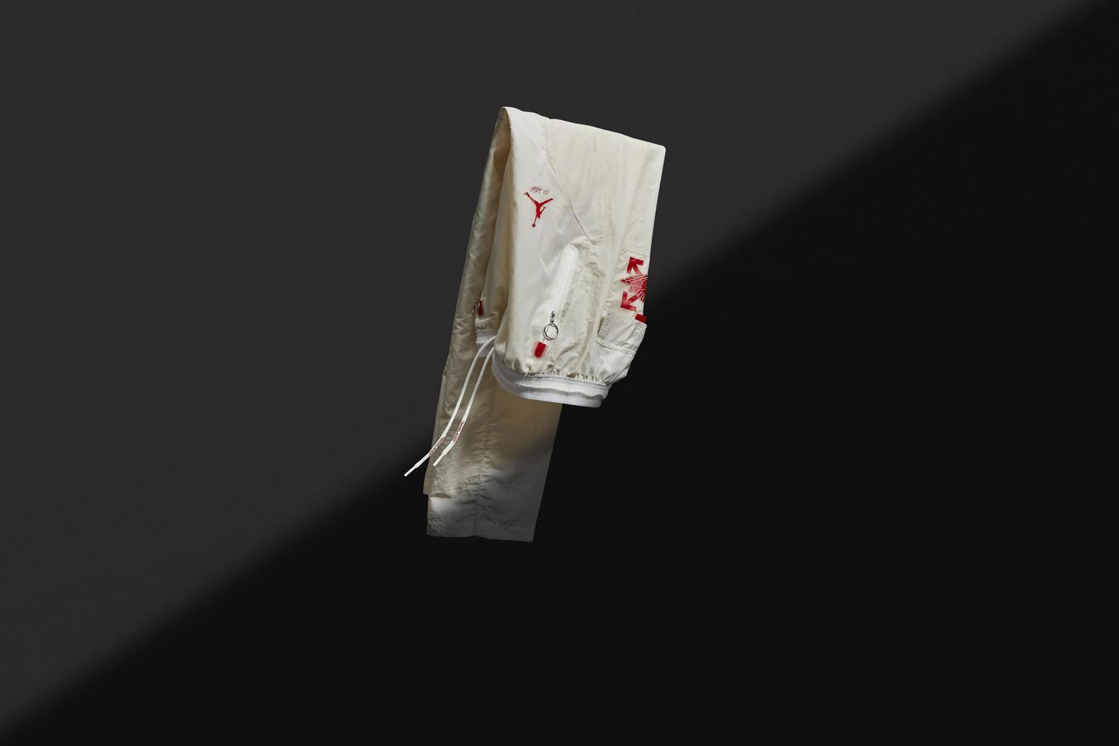 全新Virgil Abloh Air Jordan V x Off-White系列正式亮相