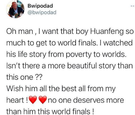 SN化身死神来敲DWG的门 Bwipo父亲希望焕烽夺冠