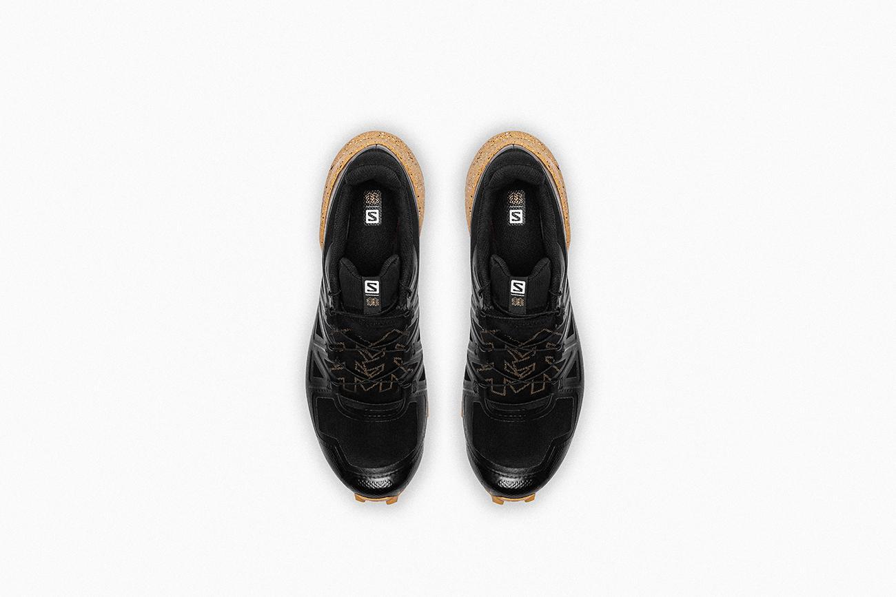 自然之履,KOLON SPORT × SALOMON联名发布越野跑鞋SPEEDCROSS 5 GTX