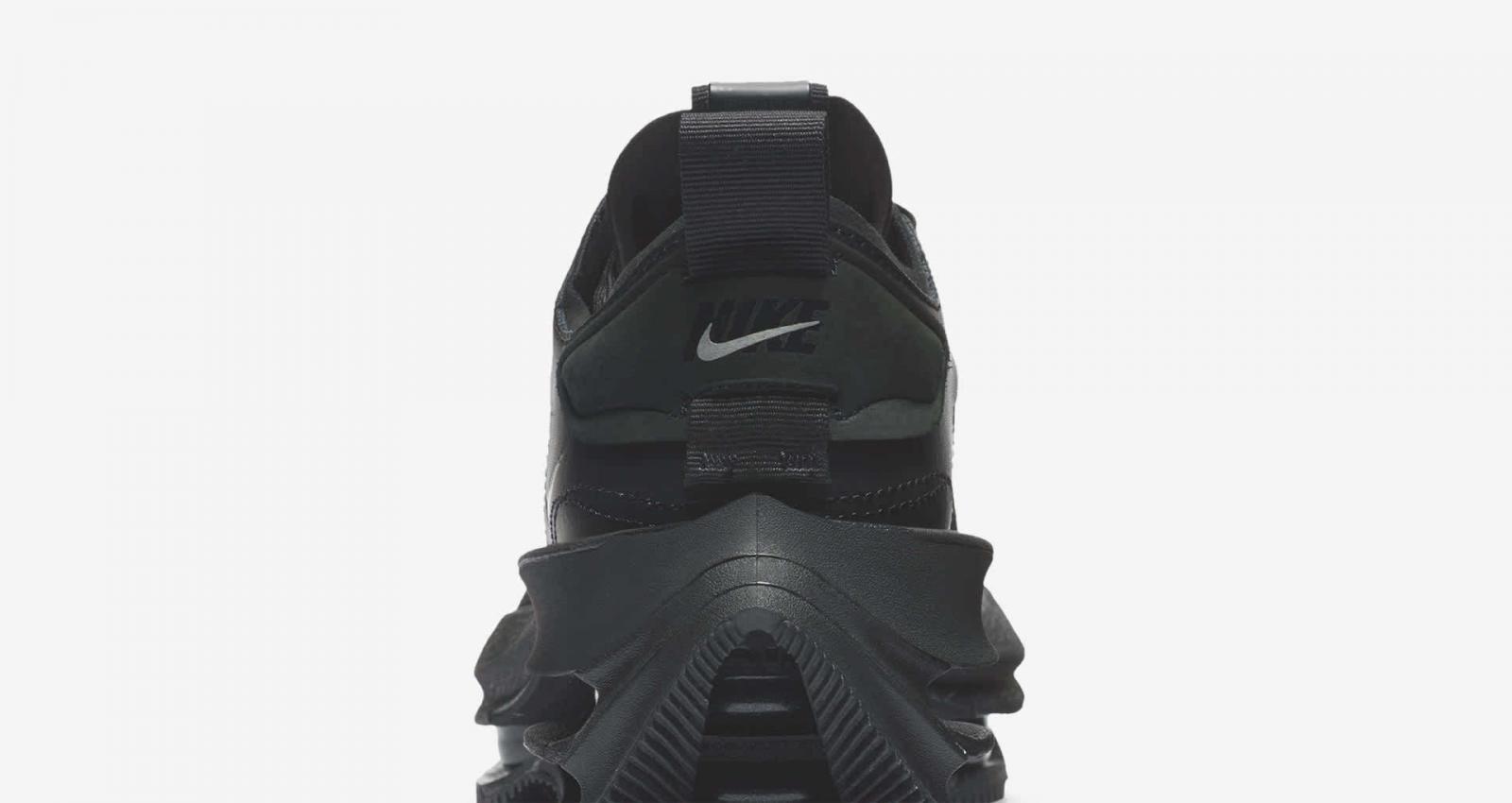 Nike Sportswear发布烟灰色WMNS Zoom Double Stacked