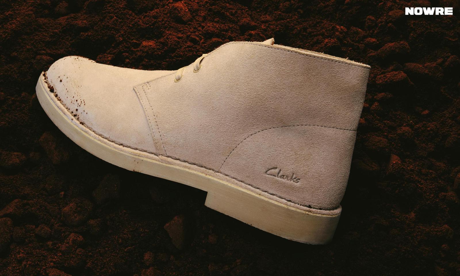 靴子推荐|秋冬必备的沙漠靴