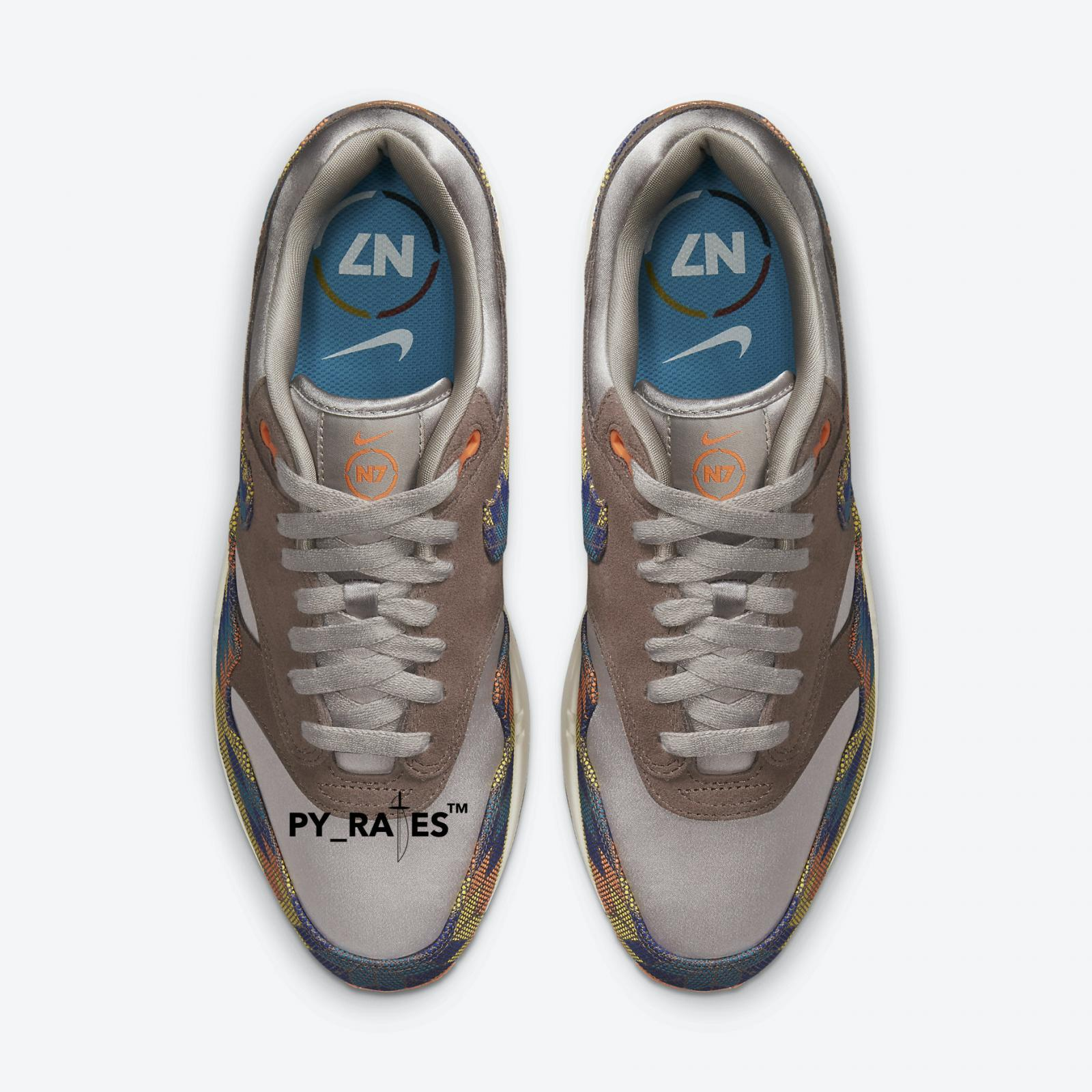 预览全新Nike Air Max 1 N7官方产品图