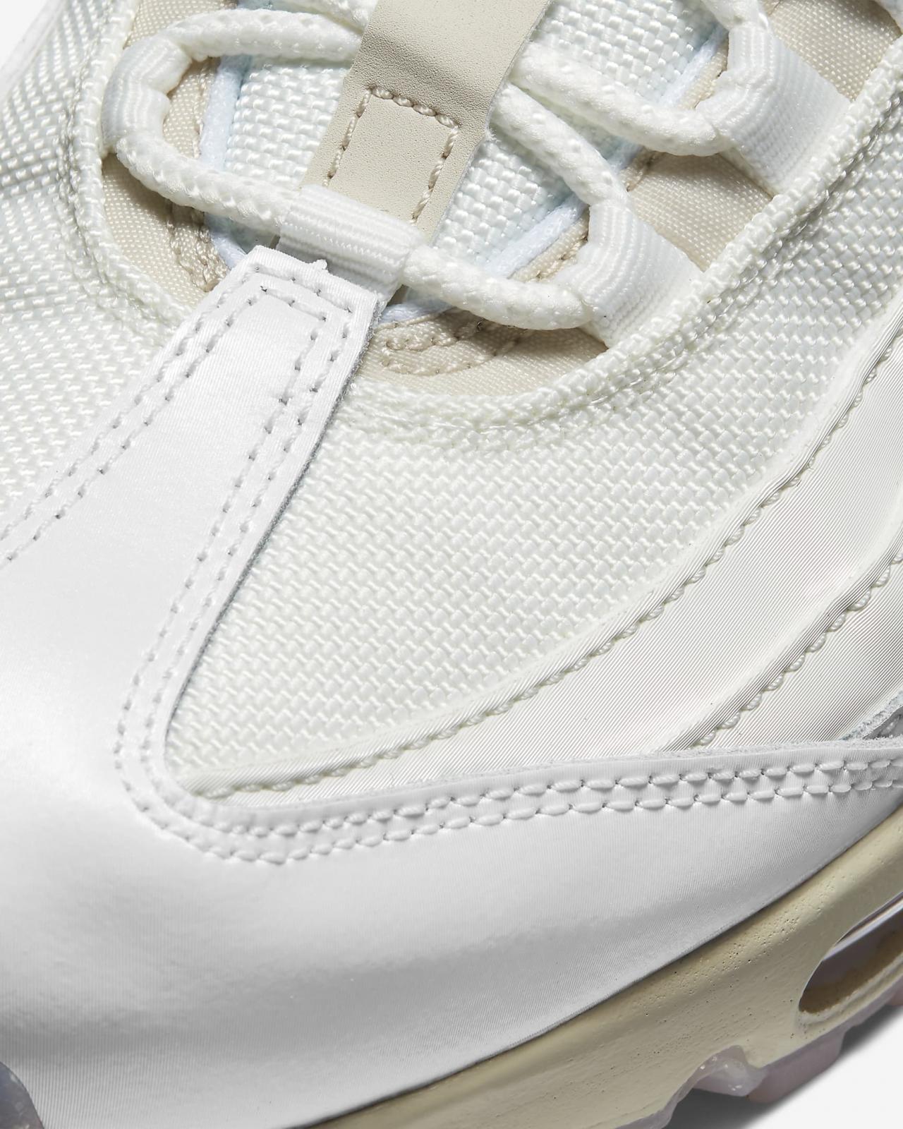 Nike Sportswear推出山峰白/浅红木褐/红古铜色WMNS Air Max 95