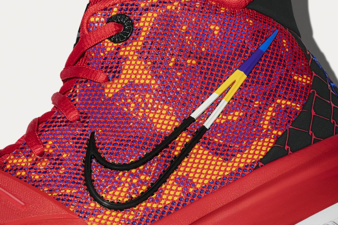 "Nike Basketball展示预览KYRIE 7 ""Icons of Sport"""