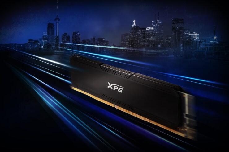 西数发布多款新品;威刚推出 XPG GAMMIX D20内存