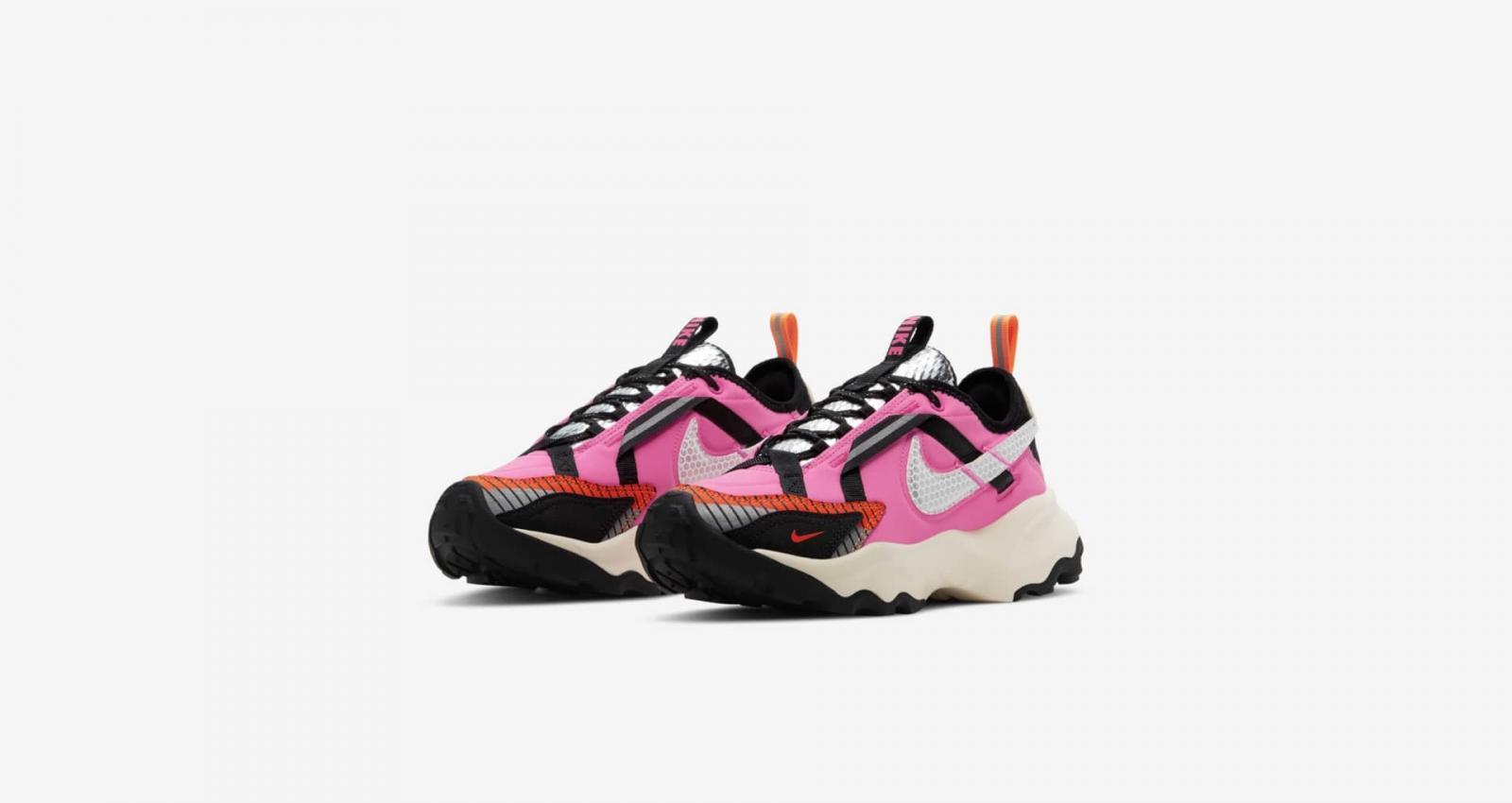 Nike Sportswear发布全新爆炸粉色WMNS TC 7900 LX