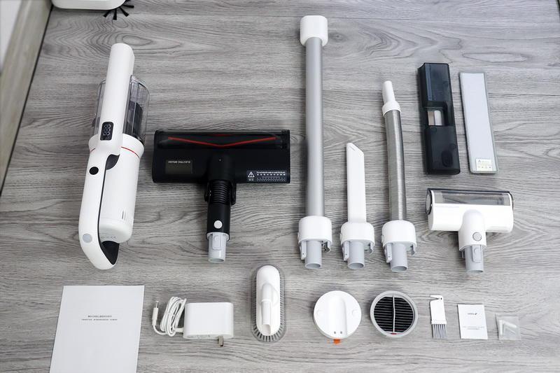 大吸力,拖吸两相宜:睿米NEX2无线吸尘器体验