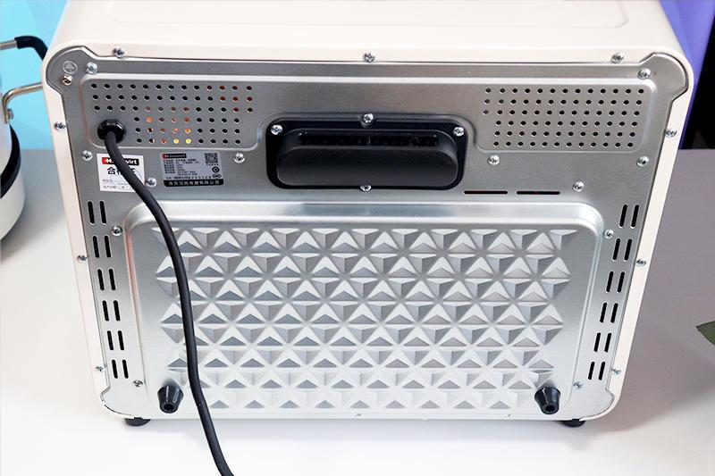 海氏K5空气烤箱体验:炸烤一体,打造吃货厨房