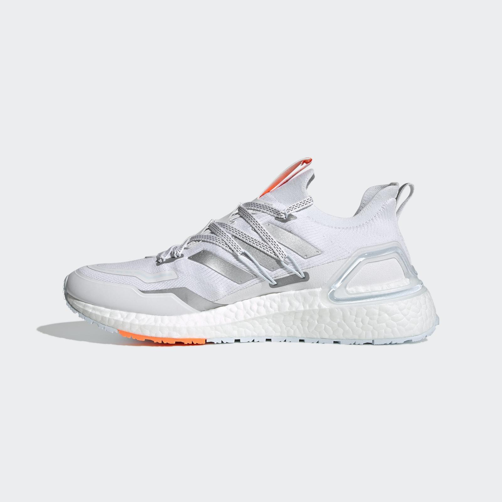 adidas Running发布全新白/银/浅天蓝色UltraBOOST 20 Lab