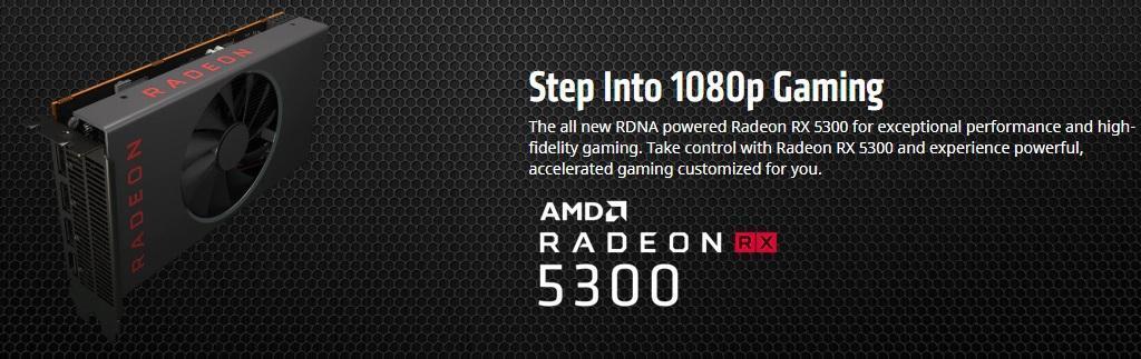 索尼Xperia 5 II官方图公布;AMD发布RX5300