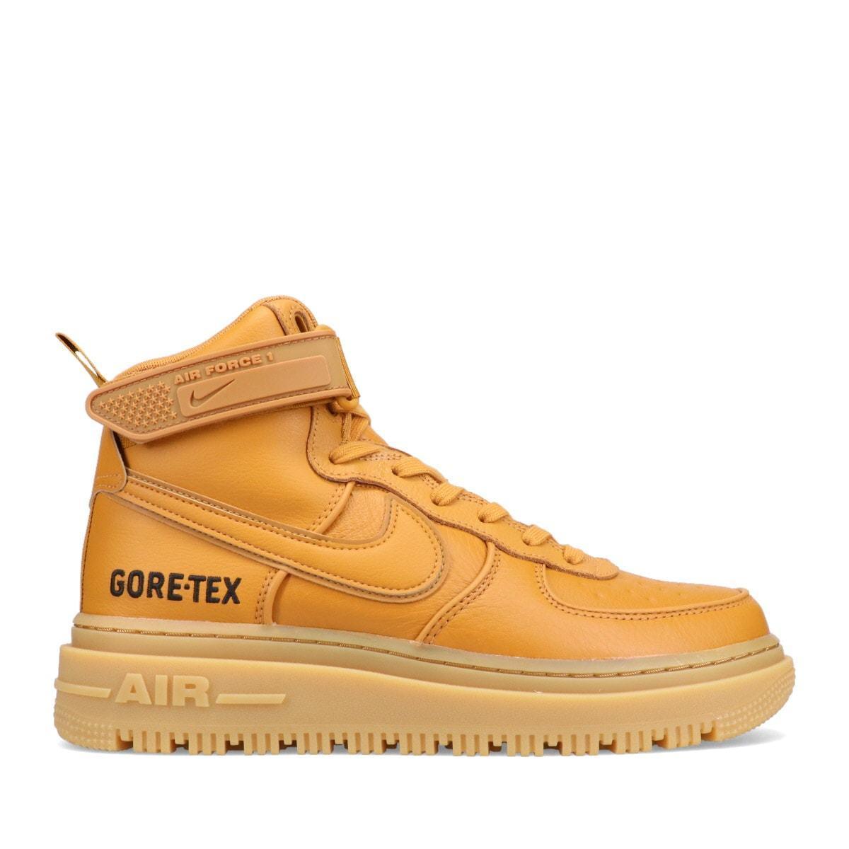 亚麻/麦黄/橡皮浅褐色Nike Air Force 1 GORE-TEX Boot现已陆续上架