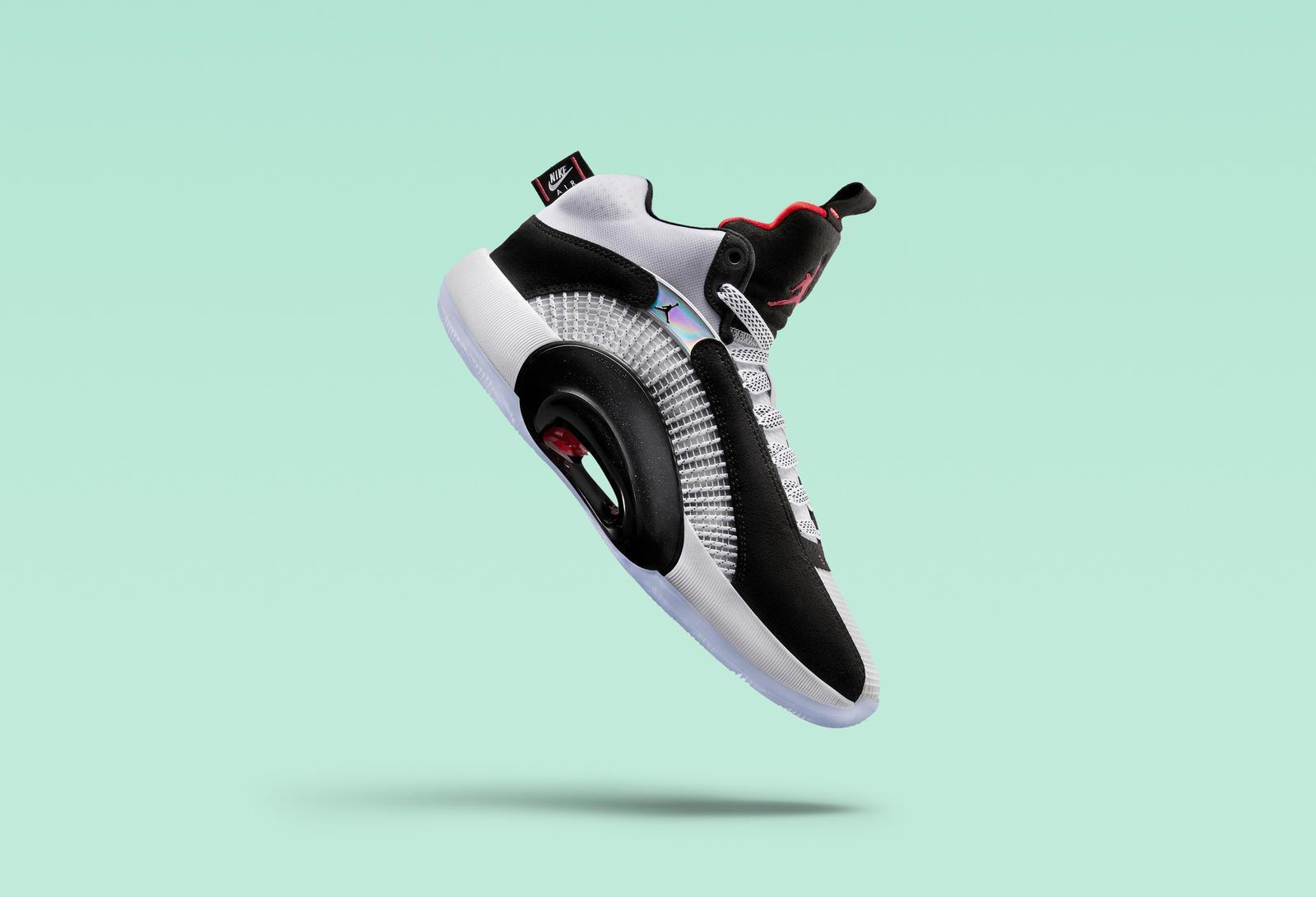 在Eclipse Plate科技上更进一步,成就Air Jordan XXXV
