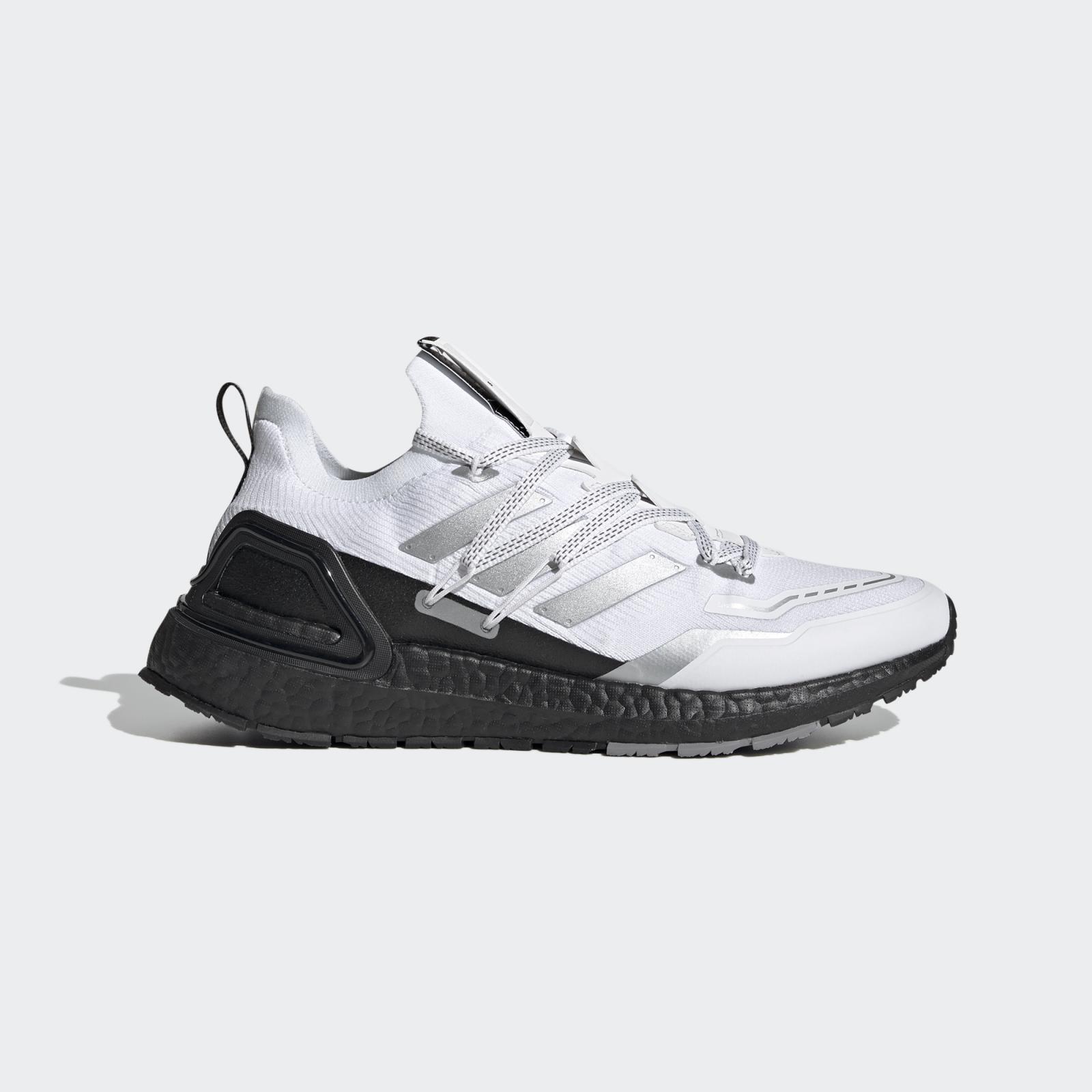 adidas Running发布全新白/银/一号黑色UltraBOOST 20 Lab