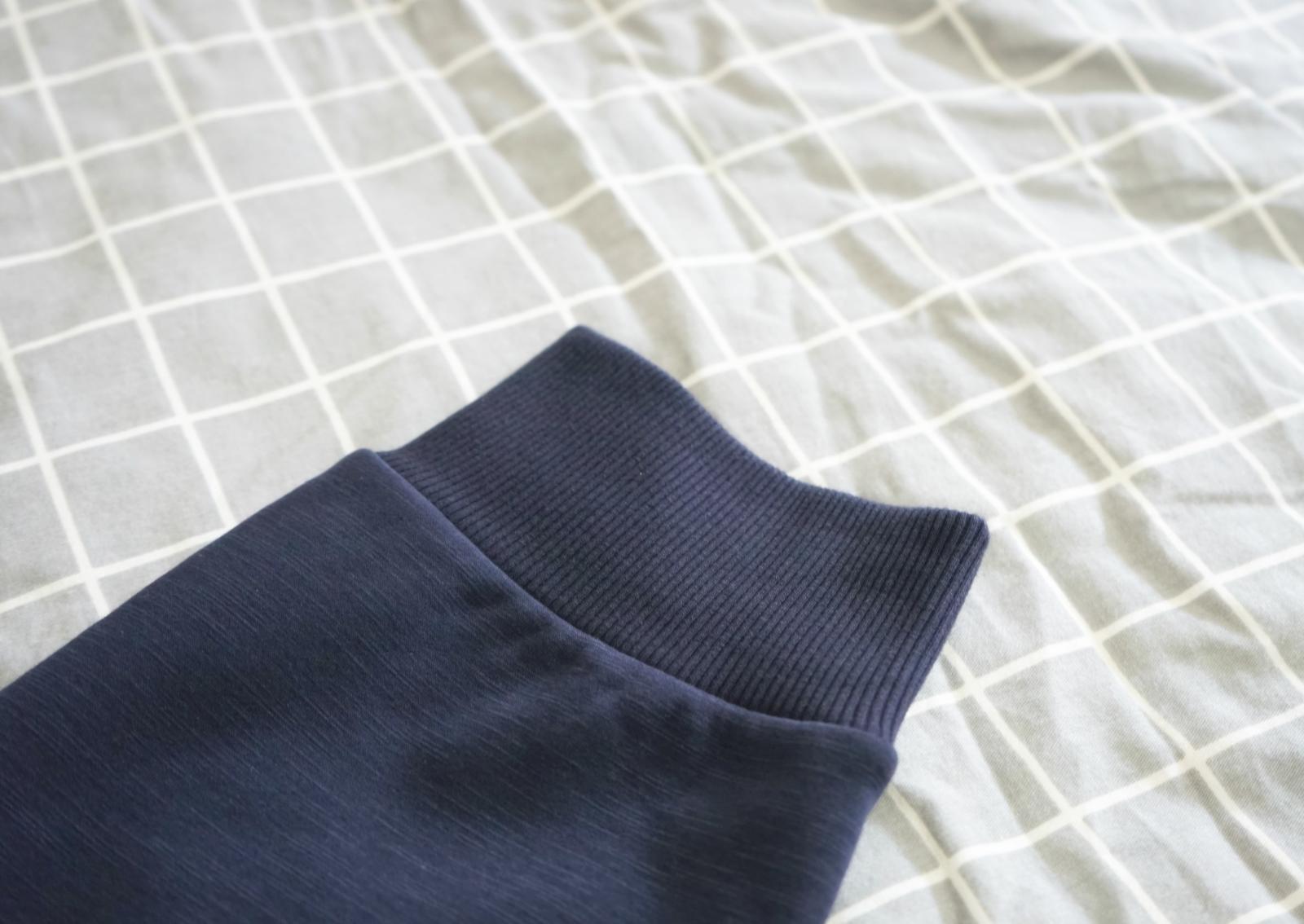 冬天不再怕冷!90分男子加绒保暖卫裤穿搭在身,依然潇洒如初
