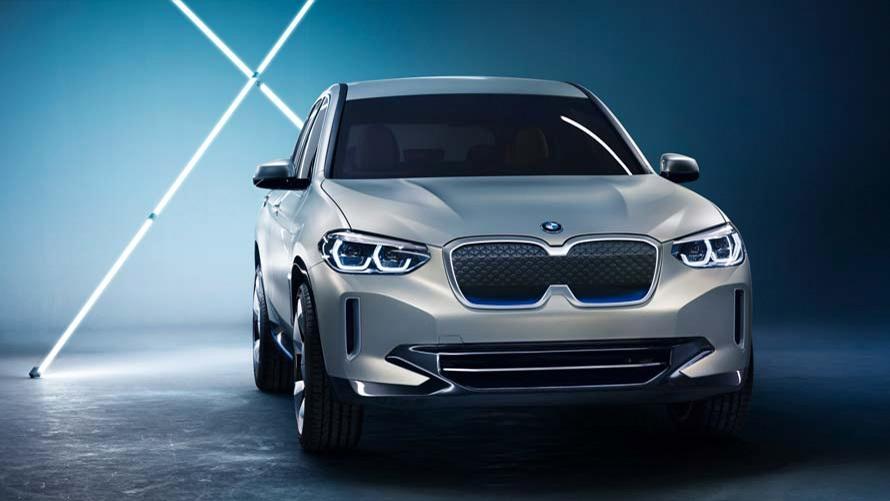华为FreeGo便携蓝牙音箱开卖;BMW iX3发布