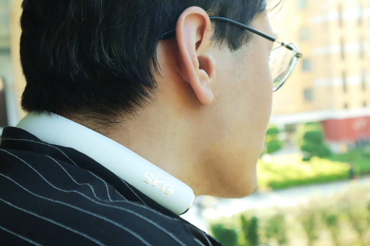 你的颈椎私人护理仪——SKG K5