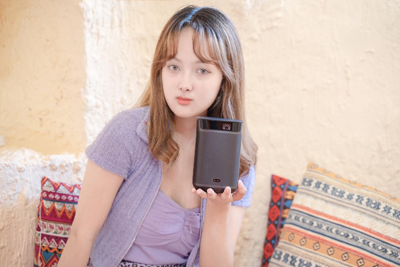 1080P画质只有水杯大小,极米Play超悦版丰富你的生活