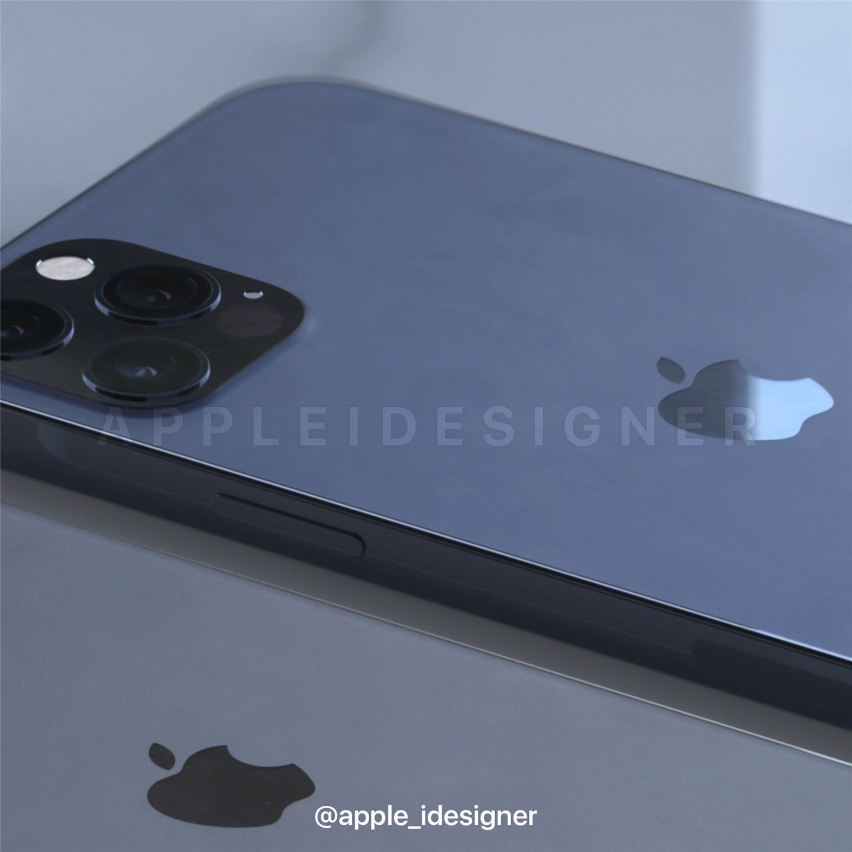 iPhone 12 Pro渲染图再曝;DJI OM 4发布