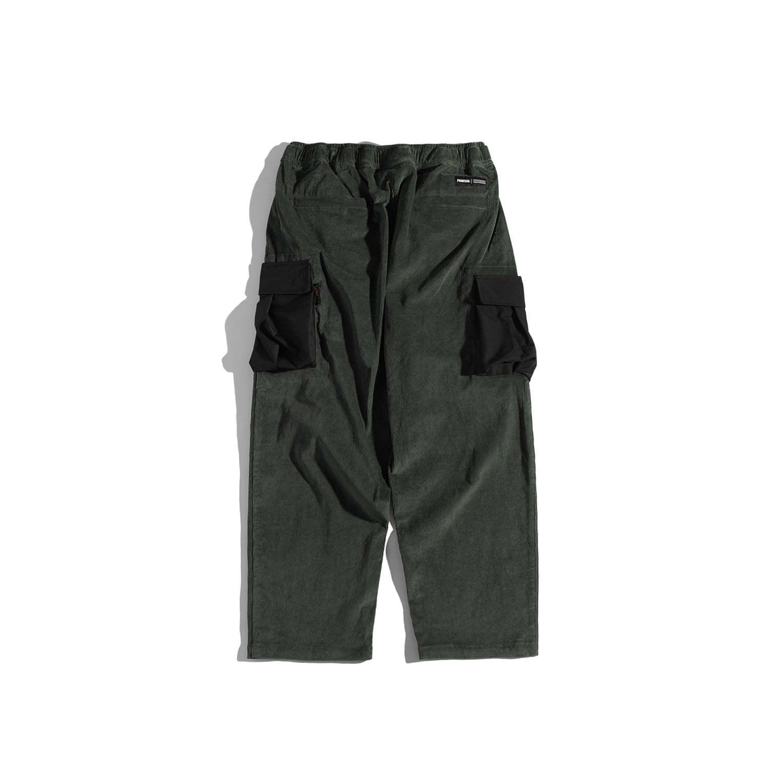 PHANTACi发布全新Corduroy Pocket Pants系列服饰单品