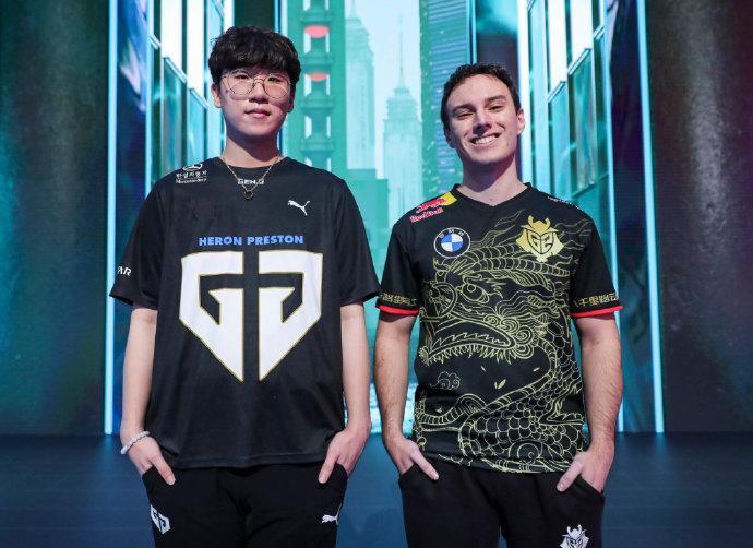 G2和GEN官推赛前疯狂互怼 并喊话明年决赛见!