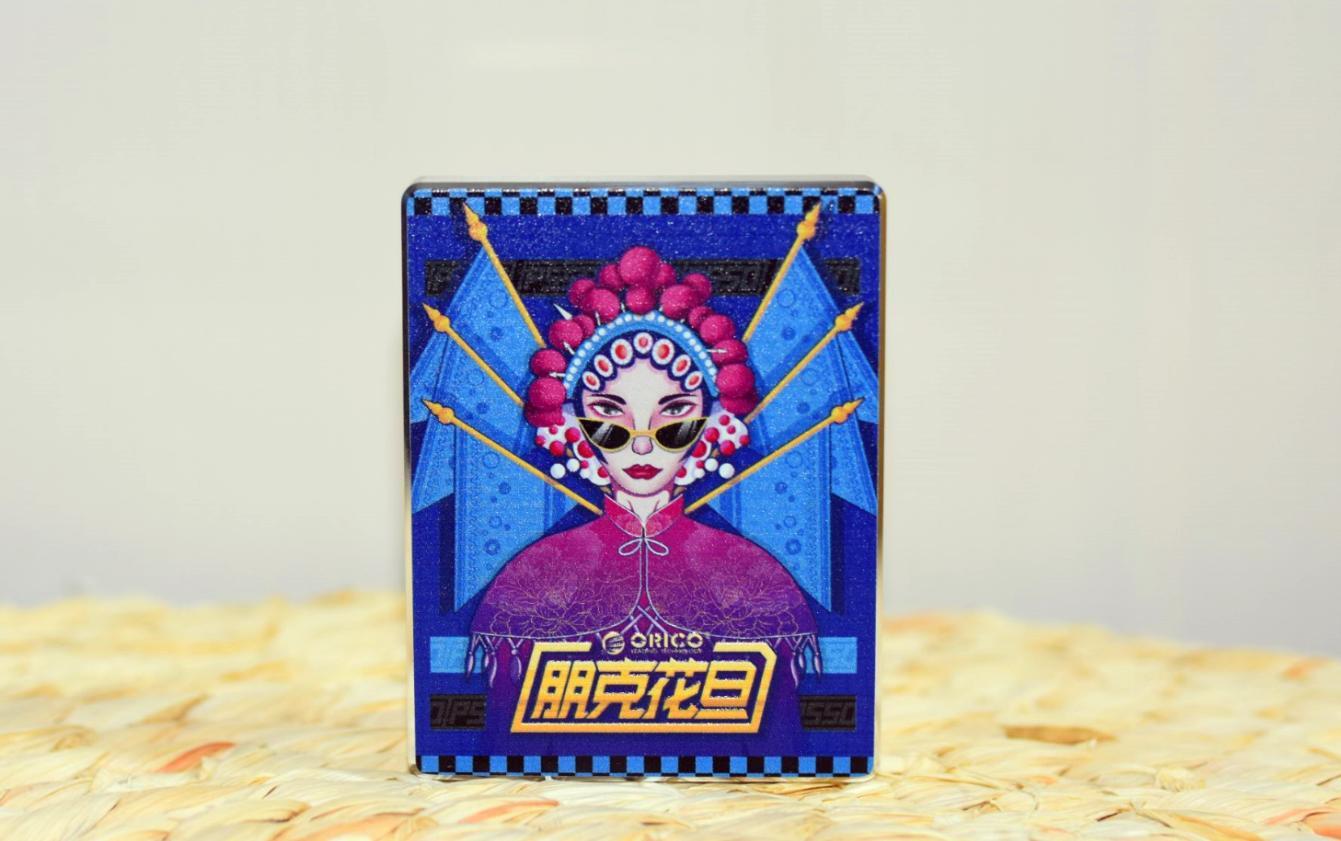 数码跨界玩潮流,奥睿科玩涂系列带来的满满中国风