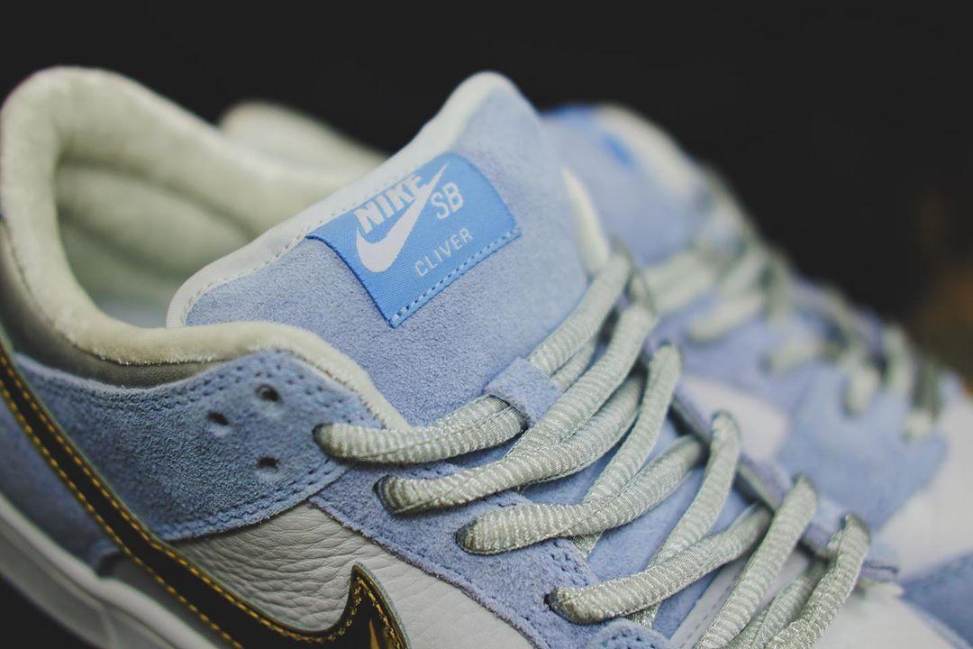 Sean Cliver x Nike SB Dunk Low Pro QS曝光新谍照