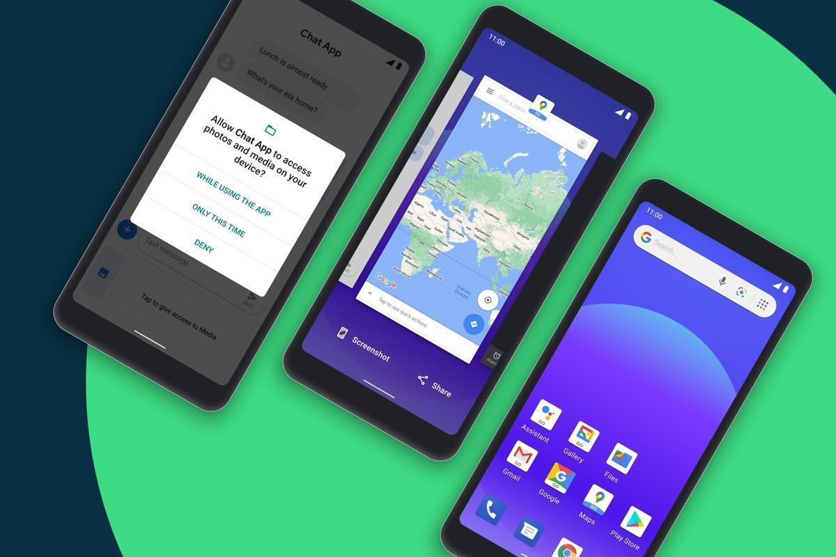 Android 11 Go发布;163英寸LG巨屏电视公布