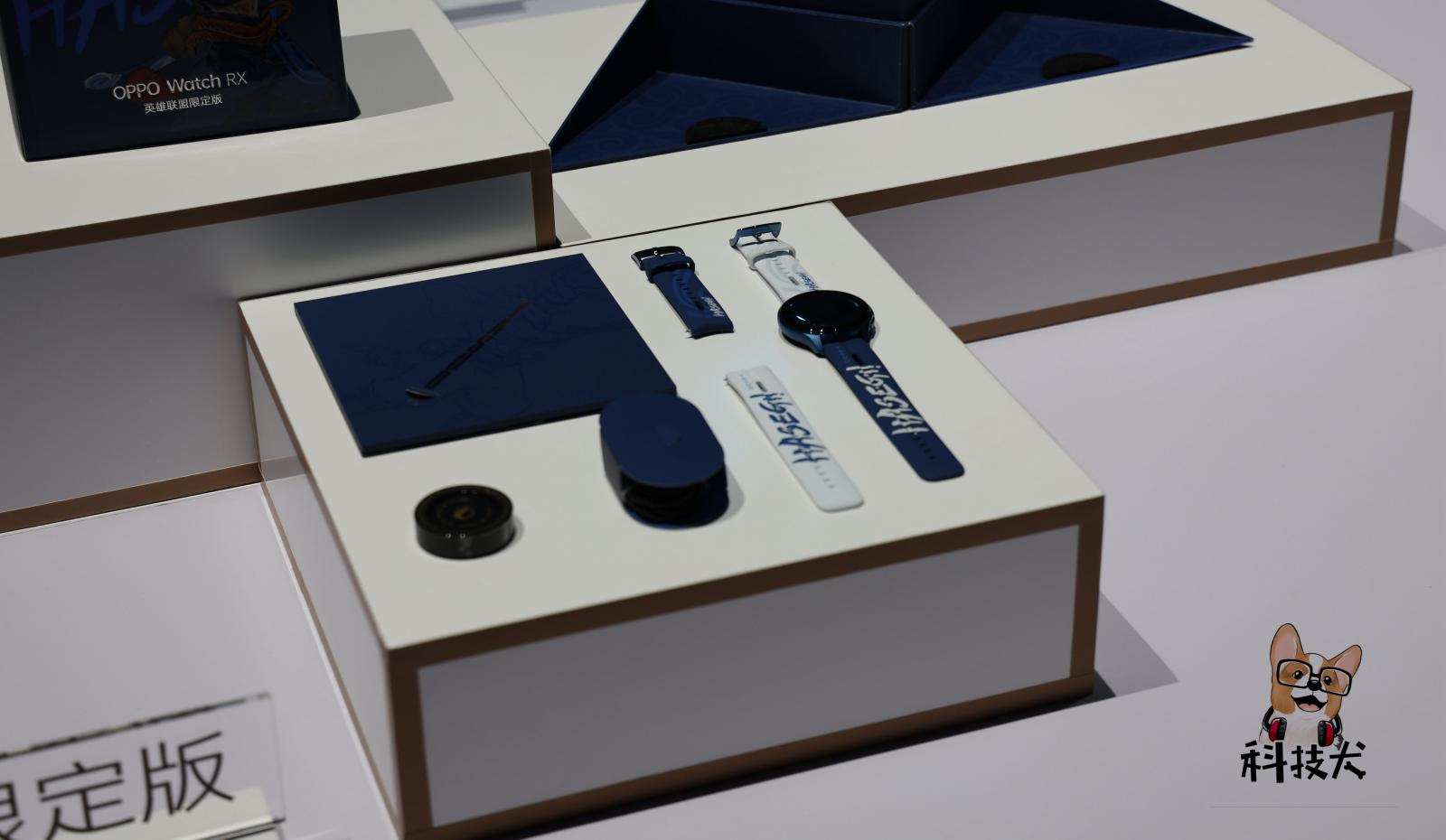 OPPO Watch英雄联盟限定版、智能电视S1正式开售