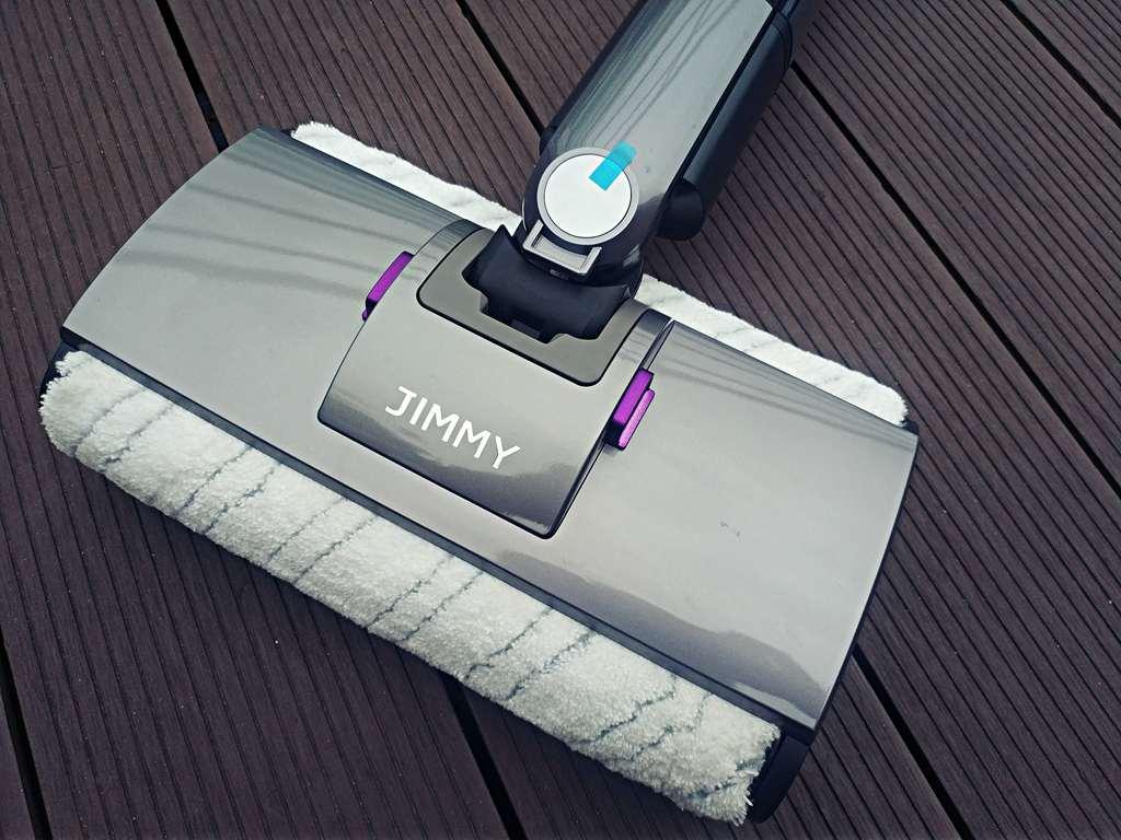洗净就干:吉米W7无线洗地机体验