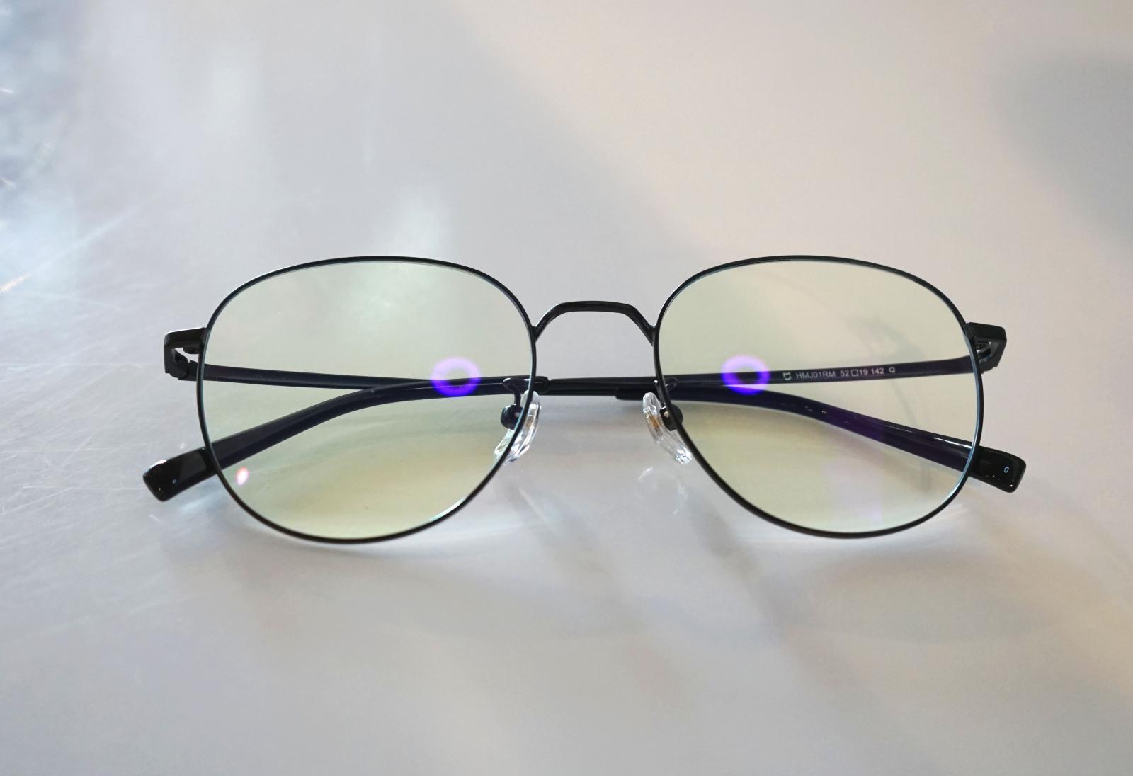 爱护眼睛!从米家防蓝光眼镜钛轻盈版做起,网友说要科学护眼