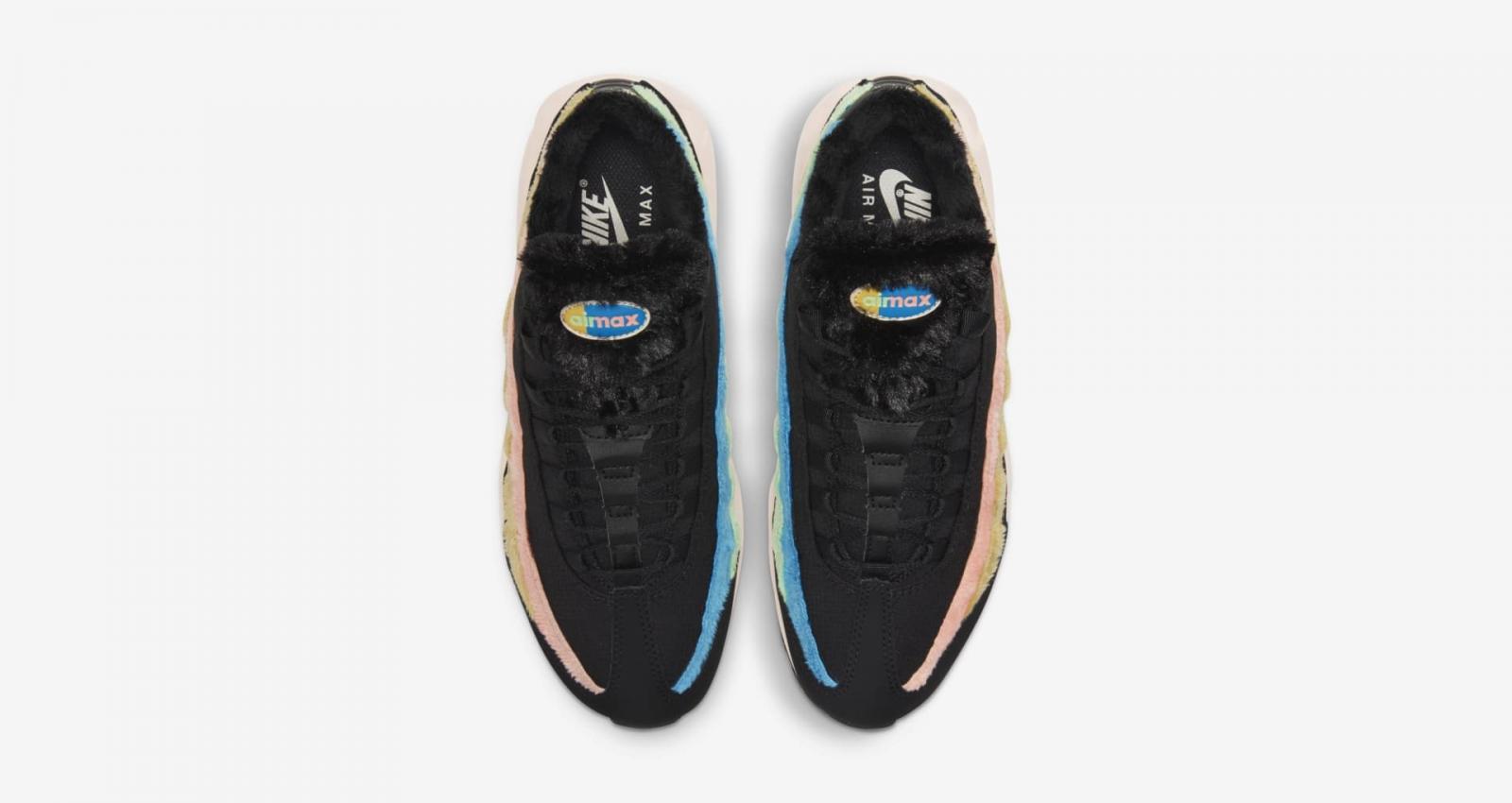 诠释户外时尚美学,Nike Sportswear发布全新WMNS Air Max 95 PRM
