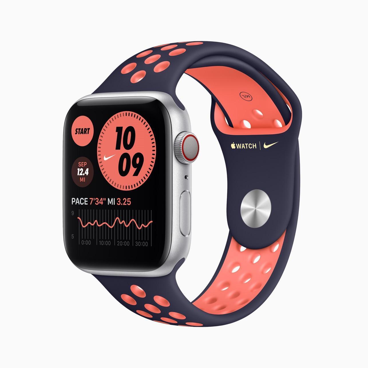 Apple Watch 6对比荣耀手表GS Pro,选谁?