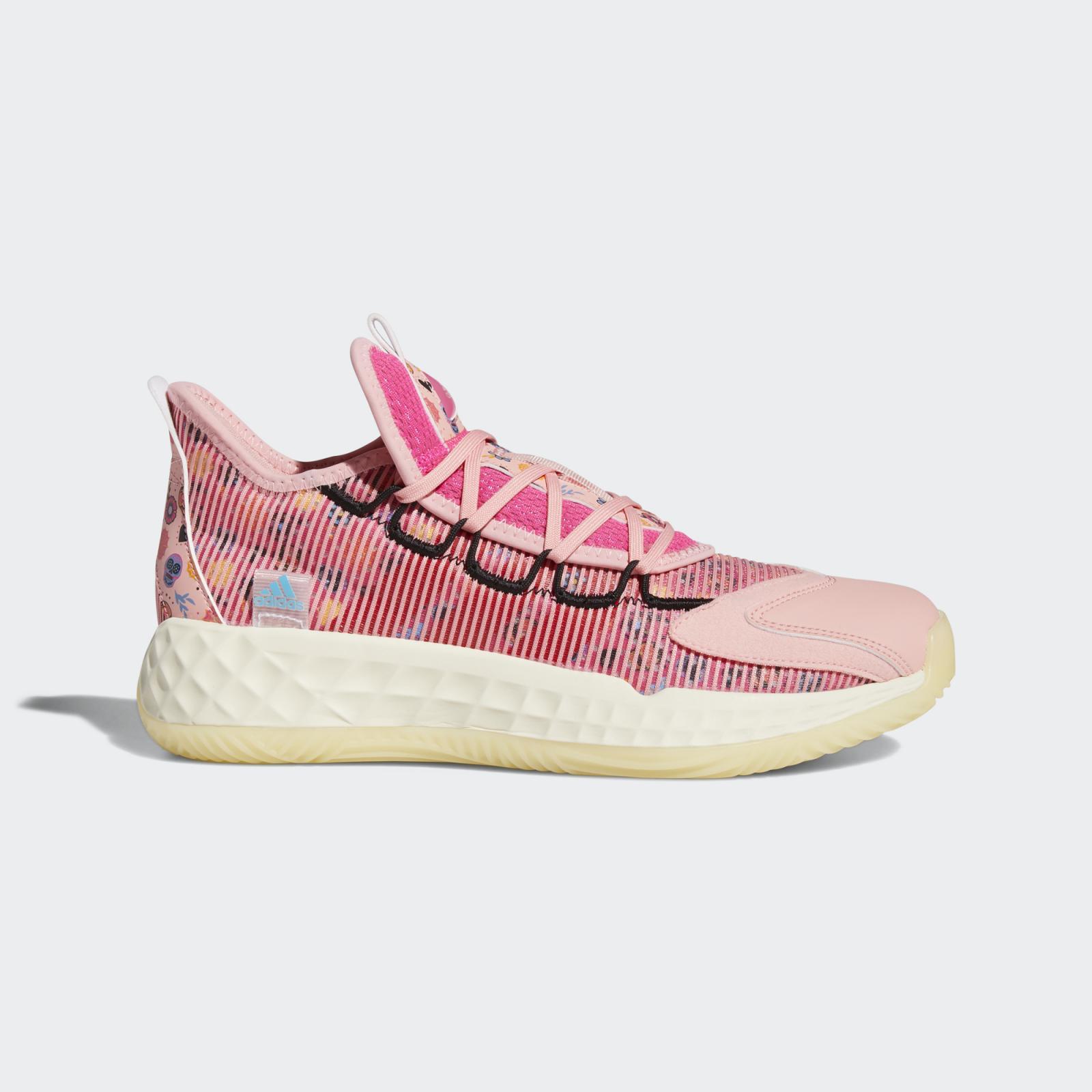 亡灵节限定荣耀粉色adidas PRO BOOST GCA Low即将登陆大中华地区